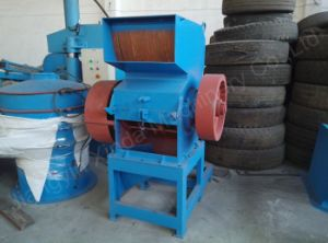 Rubber/Tires Pieces Crusher pictures & photos