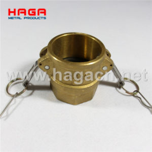 Brass Camlcok Coupling in Type D pictures & photos
