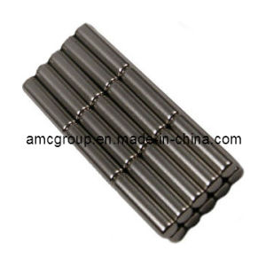 Nm-100 Pernanent Half Round NdFeB Magnet From China Amc pictures & photos