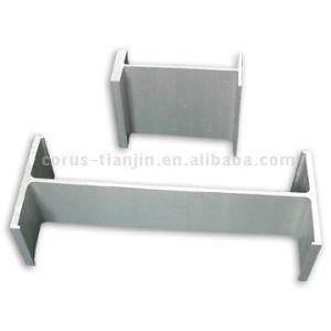 Aluminum/Aluminium Alloy Profile for Building Construction pictures & photos