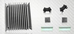 Heatsink in Special Shape, High Precised Radiator pictures & photos