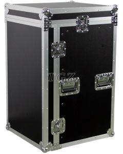 16u Combo Rack Flight Case