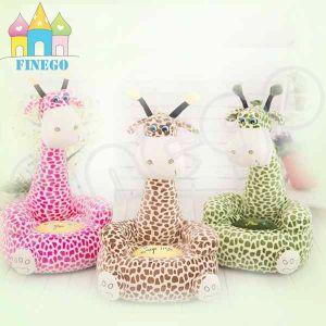 Popular Cute Soft Stuffed Plush Animal Sofa Chair pictures & photos