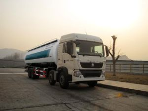 Low Density Powder Material Tank Truck