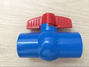 PVC Ball Valve for Philippine Market pictures & photos