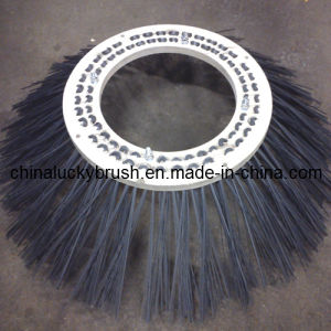 Made in China PP or Steel Wire Material Side Brush (YY-002) pictures & photos