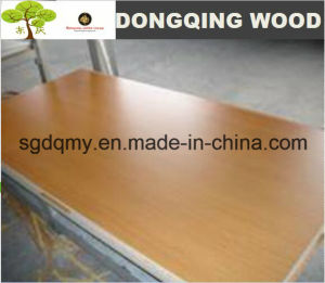 18mm Melamine MDF Board/Panel for Furniture Usage pictures & photos