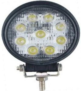 Round Bridgelux 27W LED Work Lights (GY-009Z03A) pictures & photos