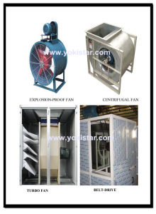 Diesel or Gas Heated Automotive Car Spray Booth Paint Booth pictures & photos