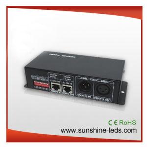 DMX 512 LED RGB Light Controller, DMX Decoder pictures & photos