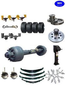 Germany Type 9ton / 11ton Air Suspension Parts for Semi Truck Trailer pictures & photos
