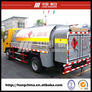Brand New Fuel Tanker Truck (HZZ5060GJY) Sell Well All Over The World pictures & photos