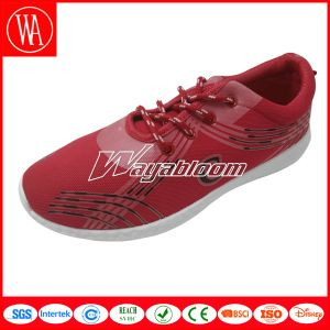 Comfort Autumn Women Leisures Sport Shoes with Shoelace