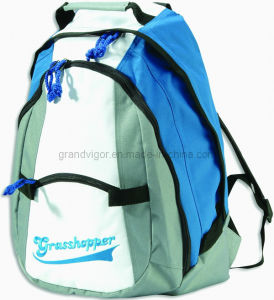 Custom Nylon Travel Backpack with Durable Multi-Pockets pictures & photos