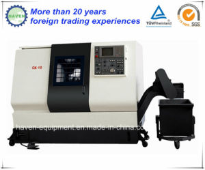 High precisition CNC Lathe CK15 with CE standrad pictures & photos