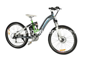 Electric Bicycle Mountain Bike (LWEB-L2615) pictures & photos