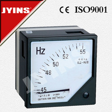 80*80mm Panel Frequency Meter (JY-6L2) pictures & photos