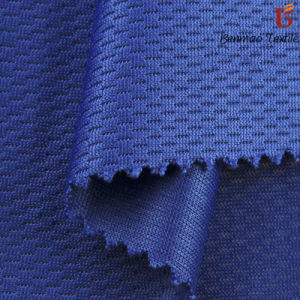 Poly Bird Eyes Mesh Fabric for Sportswear