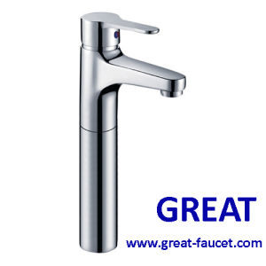 Single Lever Bathroom Tall Basin Faucet pictures & photos