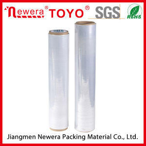 Good Quality Chinese Supplier Transparent PE Stretch Film pictures & photos