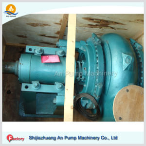 Hydraulic Sluicing Mining Operation Gravel Pump pictures & photos