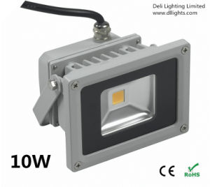 High Power Outdoor 10W LED Flood Light with CE and RoHS