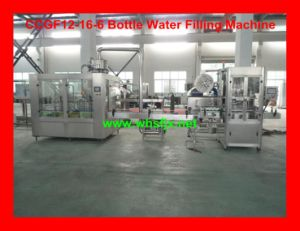 3 in 1 Bottle Washing Filling Capping Machine (CCGF12-16-6)