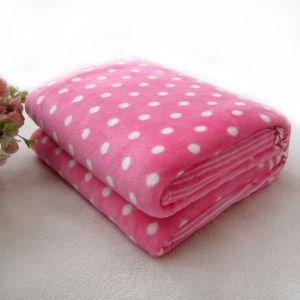 Pink Polar Fleece Blanket Quilt