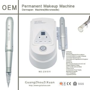 Intelligent Cosmetic Tattoo Machine for Eyebrow Lip Eyeliner Tattoo pictures & photos