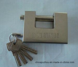 40mm Rectangle Blade Iron Padlock (9001040) pictures & photos