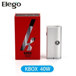 Electronic Cigarette Mod Kangertech Kbox Mod (8-40W) for Atlantis Subtank pictures & photos