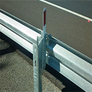 Road Way Guard System Including Beam Post and Fittings pictures & photos