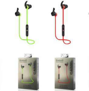 New Stereo Microphone Stn-222 Wireless Bluetooth Headset Earphone Headphone pictures & photos
