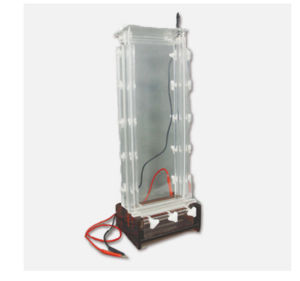 Electrophoresis Cell Used for Analysis of DNA Sequence pictures & photos