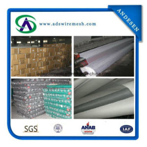 16X16mesh 100G/M2 Fiberglass Window Screen pictures & photos