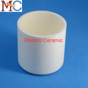 Zirconia (ZrO2) Ceramic Crucible pictures & photos