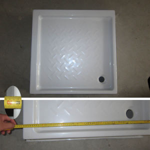 Odd Sized Square Shower Tray with Size 700*700mm pictures & photos