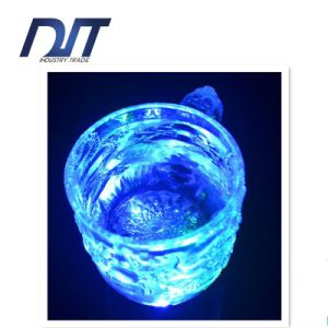 New Style Good Price LED Luminous Wine Beer Glass