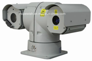 HD Laser Camera for 700m Detect in Security, IP Camera pictures & photos
