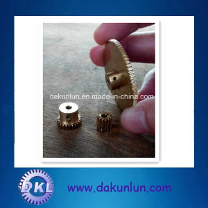 Customize Size Brass Gear Sets with M2 Screw Hole pictures & photos