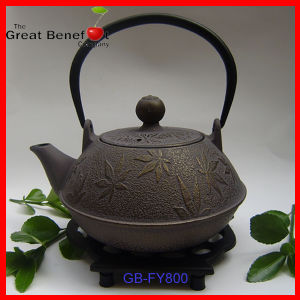 Cast Iron Teapot (003)