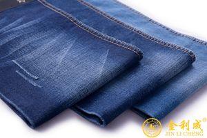 Indigo Denim 12 Oz Dark Unwashed Fabric by The Yard pictures & photos