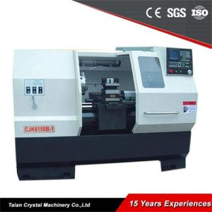 High Precision Heavy CNC Lathe Machine for Sale (CJK6150B-1) pictures & photos