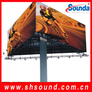 550g Glossy Frontlit PVC Banner (SF1010) pictures & photos
