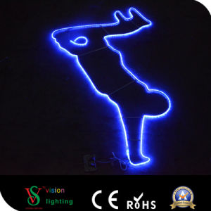 High Quality Christmas Pole Decoration Lights pictures & photos
