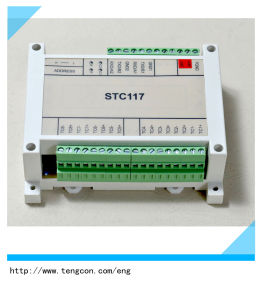 8channel Thermocouples Input RTU I/O Stc-117 with 16bit a/D Conveter pictures & photos