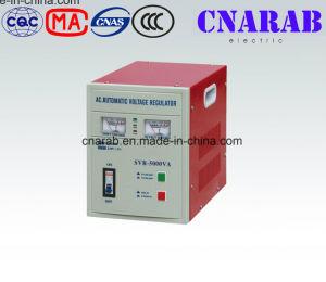 Servo Motor Home Electrical Stabilizer, Voltage Stabilizer SVR 5000va / AC Relay Type Stabilizer pictures & photos
