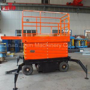 Hot Sale Electric Scissor Lift Man Lift Crane pictures & photos