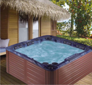 Garden Hydro Massage Two Lounges Outdoor SPA Pool (Pandora) pictures & photos