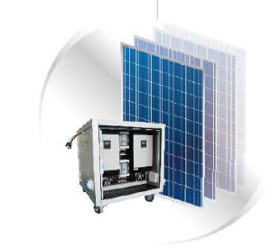 6000W High Quality Household/Factory Solar Generator